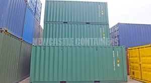 Newcastle 20ft Container Sales