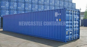 Newcastle 40ft Container Sales