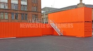 40ft Shipping Container Newcastle