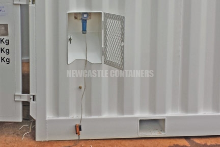 10ft DNV Container Newcastle