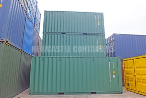 Shipping Container Stock Newcastle