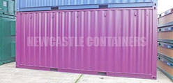 Container Painting Newcastle