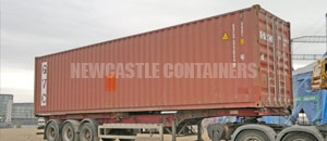 High Cube Specialised Container Newcastle
