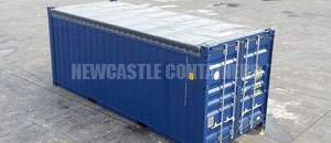 Open Top Specialised Container Newcastle
