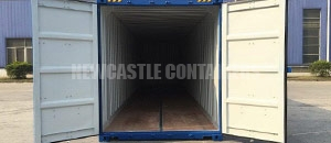 Pallet Wide Container Newcastle