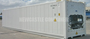 Refrigerated Reefer Container Newcastle