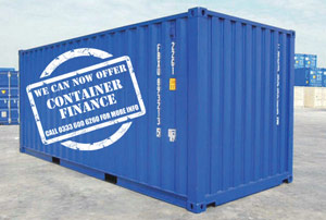 Newcastle Container Finance